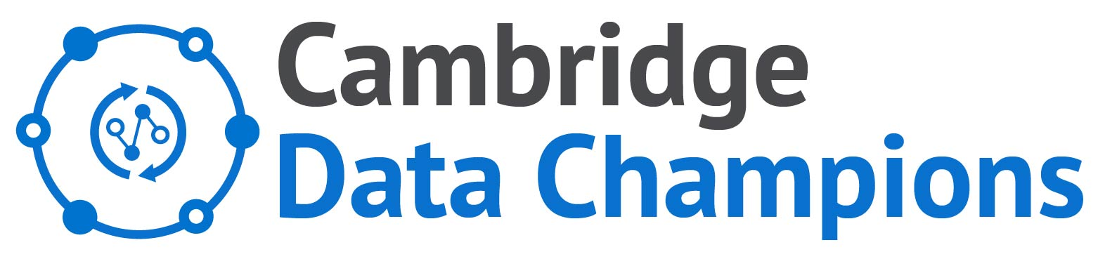 Cambridge Data Champions logo